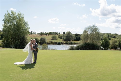 Getting married at a Golf Club